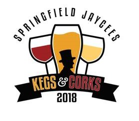Kegs and Corks logo